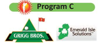 Grigg Brothers Greens Program